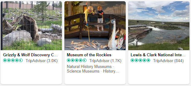 Museums and exhibitions in Montana
