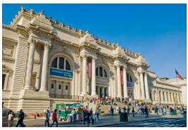 Museums and exhibitions in New York