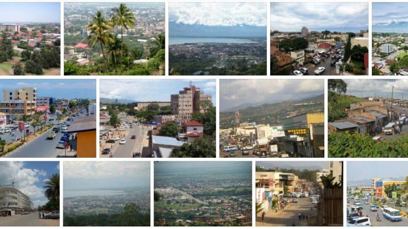 Living in Burundi