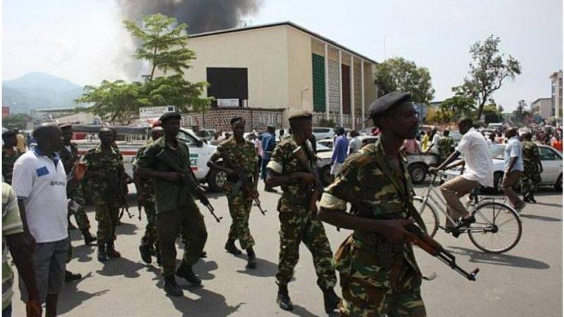 Burundi Civil Wars