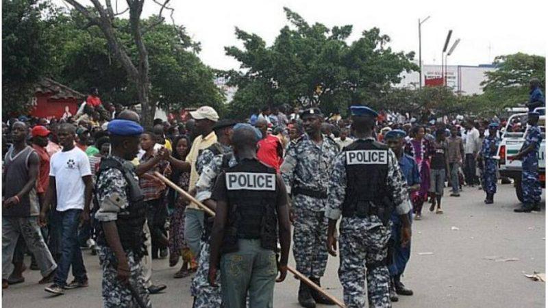 Political Burundi 2020