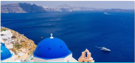 Greek Islands and Mainland
