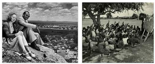 Botswana History and Politics