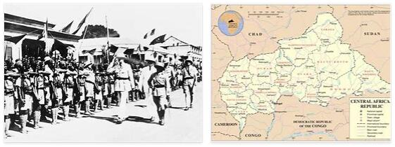 Central African Republic History and Politics