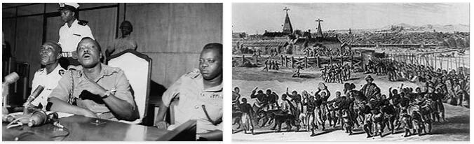 Nigeria History and Politics