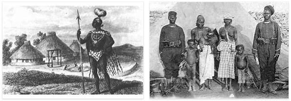 Senegal History and Politics