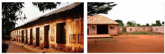 Abomey Royal Palaces (World Heritage)