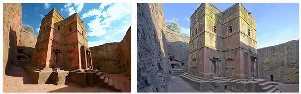 World Heritages in Ethiopia