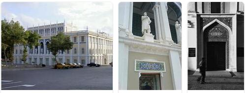 Azerbaijan Literature and Music