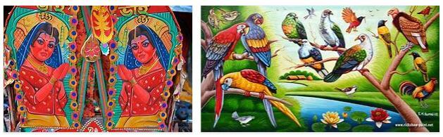 Bangladeshi Arts