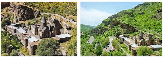 Armenia History and World Heritage Sites