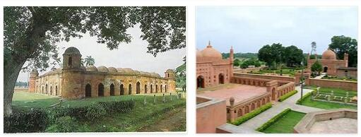 Historical Mosque City of Bagherhat