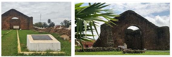 Angola Cities and World Heritage Site