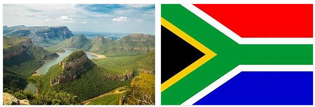South Africa Geography