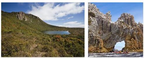 Western Tasmania National Parks (World Heritage)