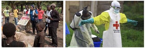 The Ebola Epidemic Part I