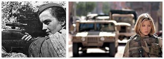 Women at War Part II